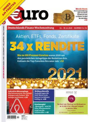 Euro am Sonntag 52 2020