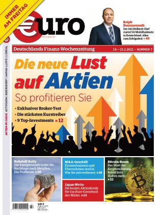 Euro am Sonntag 07 2021