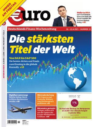 Euro am Sonntag 15 2021