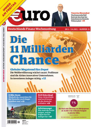 Euro am Sonntag 21 2021