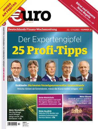 Euro am Sonntag 23 2021