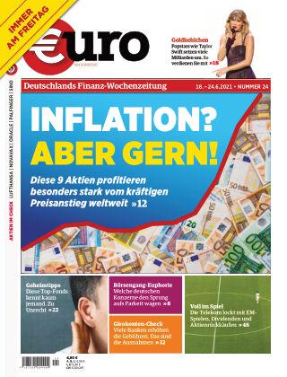 Euro am Sonntag 24 2021