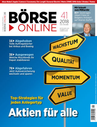 Börse Online 41 2018