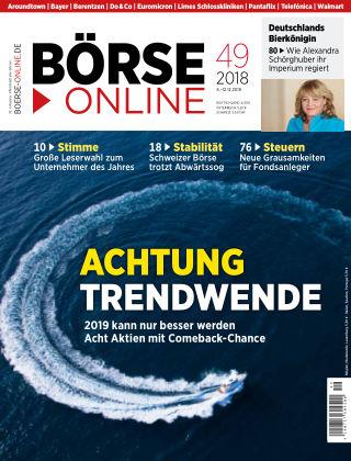 Börse Online 49 2018