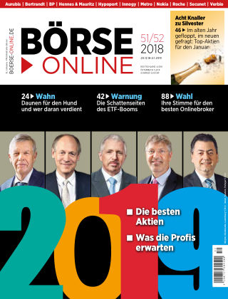 Börse Online 51 2018