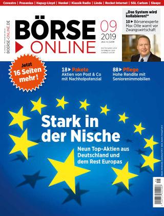 Börse Online 09 2019