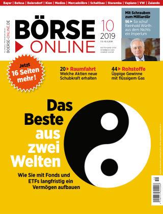 Börse Online 10 2019