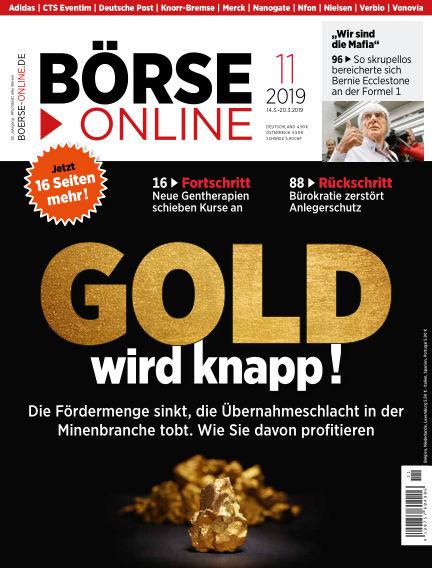 Börse Online March 14, 2019 00:00