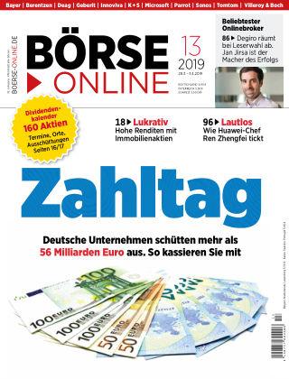 Börse Online 13 2019