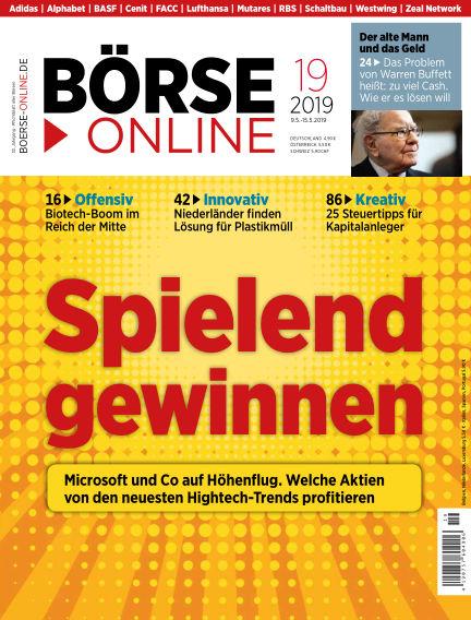 Börse Online May 09, 2019 00:00