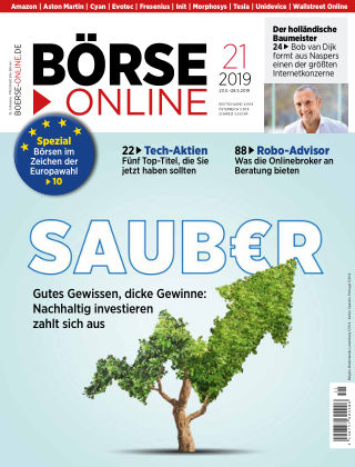 Börse Online 21 2019