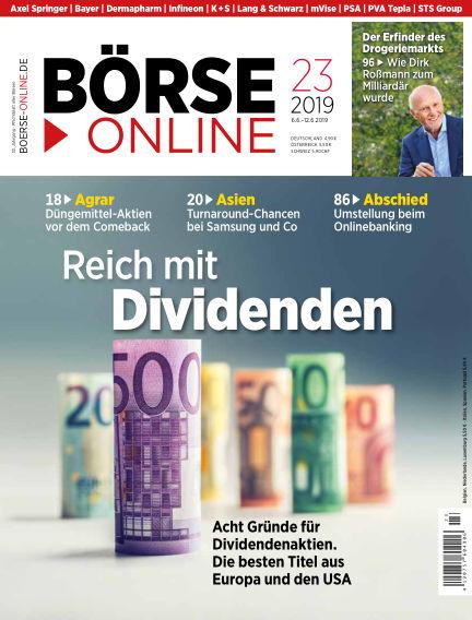 Börse Online June 06, 2019 00:00