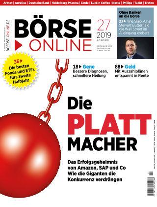 Börse Online 27 2019