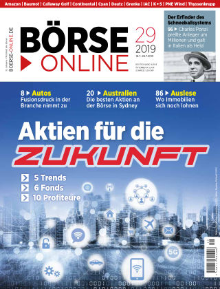 Börse Online 29 2019