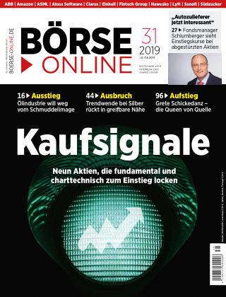 Börse Online 31 2019