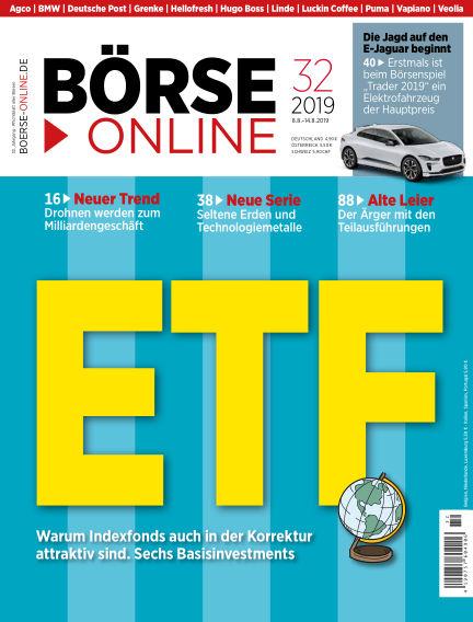 Börse Online August 08, 2019 00:00