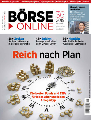 Börse Online 36 2019
