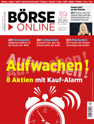 Börse Online 39 2020