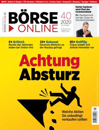 Börse Online 40 2020