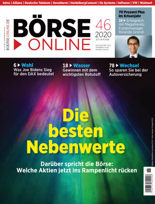 Börse Online 45 2020
