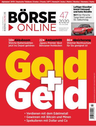 Börse Online 47 2020