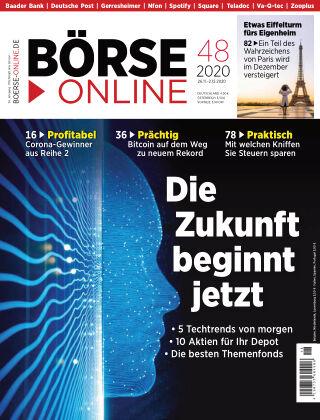 Börse Online 48 2020