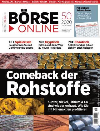 Börse Online 50 2020