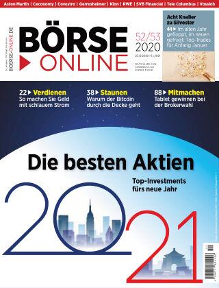 Börse Online 52 2020