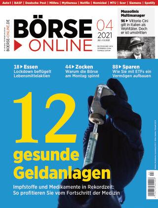 Börse Online 04 2021