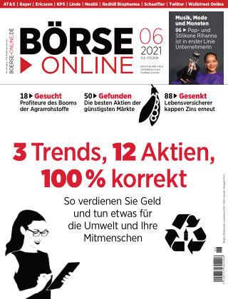 Börse Online 06 2021
