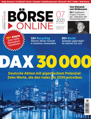 Börse Online 07 2021