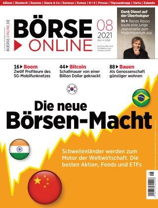 Börse Online 08 2021