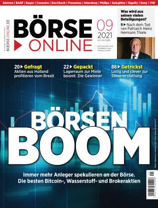 Börse Online 09 2021