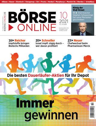 Börse Online 10 2021