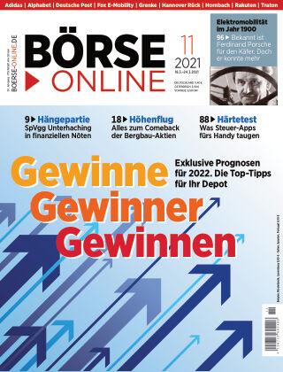 Börse Online 11 2021
