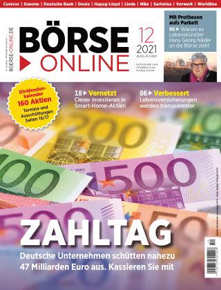 Börse Online 12 2021