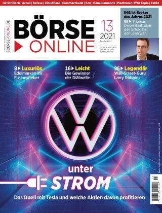 Börse Online 13 2021