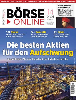 Börse Online 14 2021