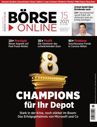 Börse Online 15 2021