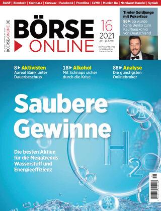 Börse Online 16 2021