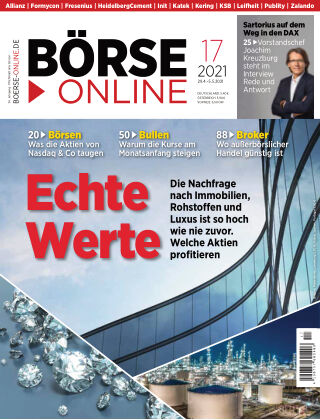 Börse Online 17 2021