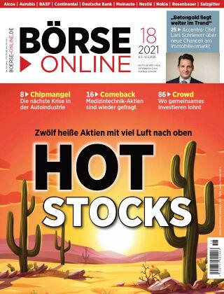 Börse Online 18 2021