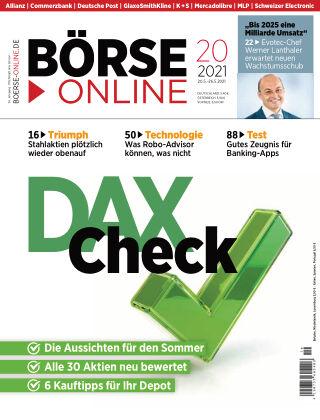 Börse Online 20 2021