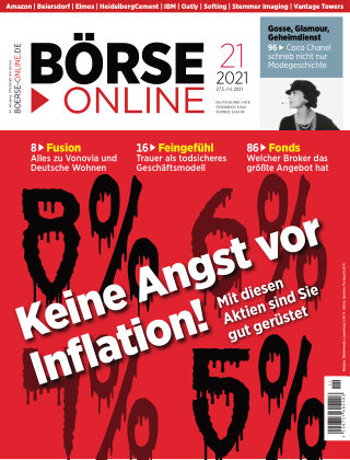 Börse Online 21 2021