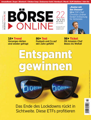 Börse Online 22 2021