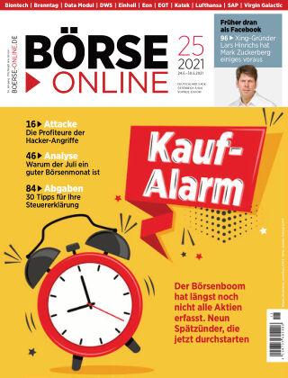 Börse Online 25 2021