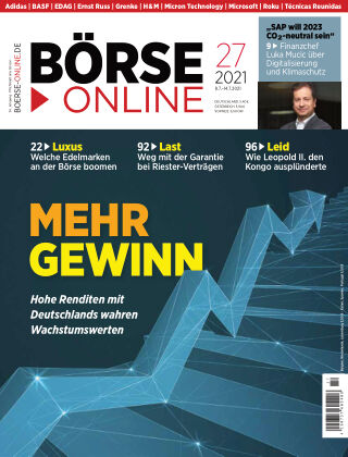 Börse Online 27 2021