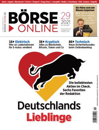 Börse Online 29 2021