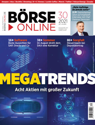 Börse Online 30 2021