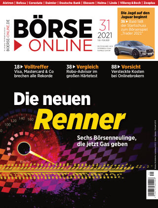 Börse Online 31 2021